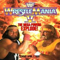 WrestleMania 5 1989