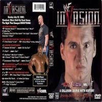 WWF Invasion 2001