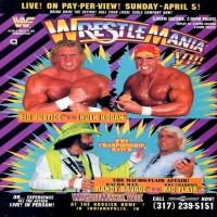 WrestleMania 8 1992