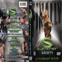 WWF Summerslam 2001