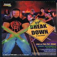 Breakdown In Your House 1998