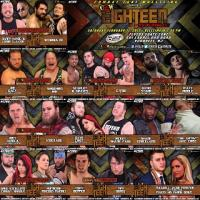 CZW Eighteen And Still like Nothing Else! 2017