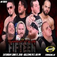 CZW Tournament Of Death 2016
