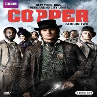 سریال Copper دو فصل