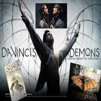 سریال Da Vincis Demons سه فصل