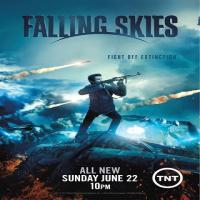 سریال Falling Skies پنج فصل