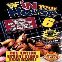 In Your House 6 Rage in the Cage 1996