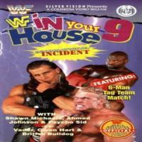 In Your House 9 International Incident 1996