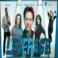 سریال Leverage پنج فصل