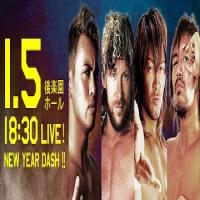 NJPW New Year Dash 2016