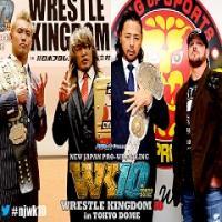 NJPW Wrestle Kingdom 10 In Tokyo Dome 2016
