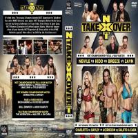 NXT TakeOver Fatal 4 Way 2014