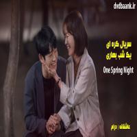 سریال کره ای یک شب بهاری