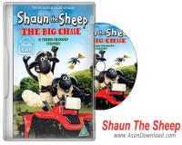 انیمیشن shaun the sheep the big chase