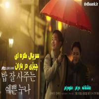 سریال کره ای چیزی در باران