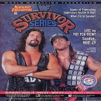 Survivor Series 1995