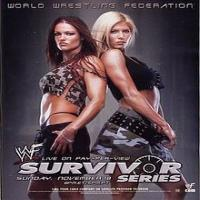 Survivor Series 2001