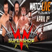 WWNLive SuperShow - Mercury Rising 2017