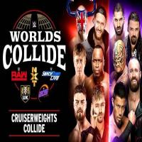 WWE Worlds Cruiserweights Collide 2019