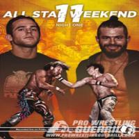 PWG All Star Weekend 11 - 2015