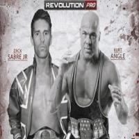 RPW Angle Vs. Sabre Jr 2016
