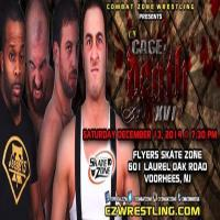 CZW Cage Of Death 2014