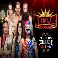 WWE Worlds Collide 2019