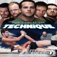 PWG Don't Sweat The Technique 2015