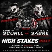 RPW High Stakes 2017