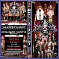 NXT TakeOver: London 2015