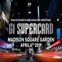 G1 SUPERCARD 2019