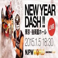 NJPW New Year Dash 2015