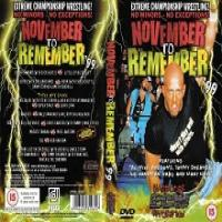 ECW November To Remember 1999