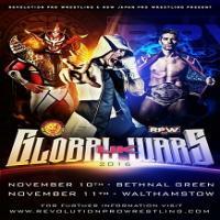 RPW/NJPW Global Wars UK 2016