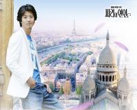 سریال عاشقان در پاریس