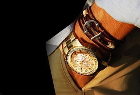 ساعت رولکس مردانه و زنانه نقره ای و طلایی (10%تخفیف خرید نقدی)