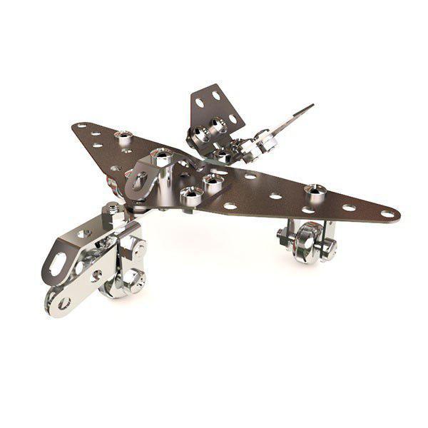 سازه فلزی طرح هواپیما