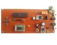 کنترل DC موتور با بلوتوث