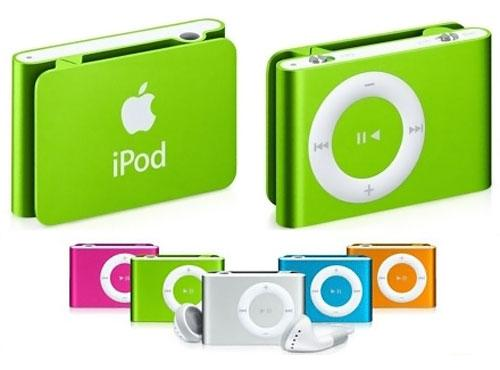 MP3 Player آی پاد