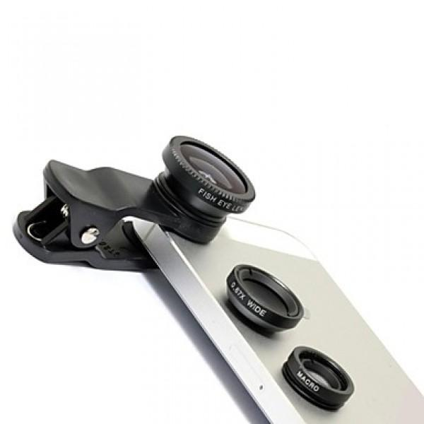 لنز یونیورسال دوربین موبایل