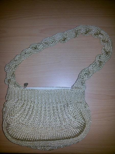 کیف زنانه بافتنی