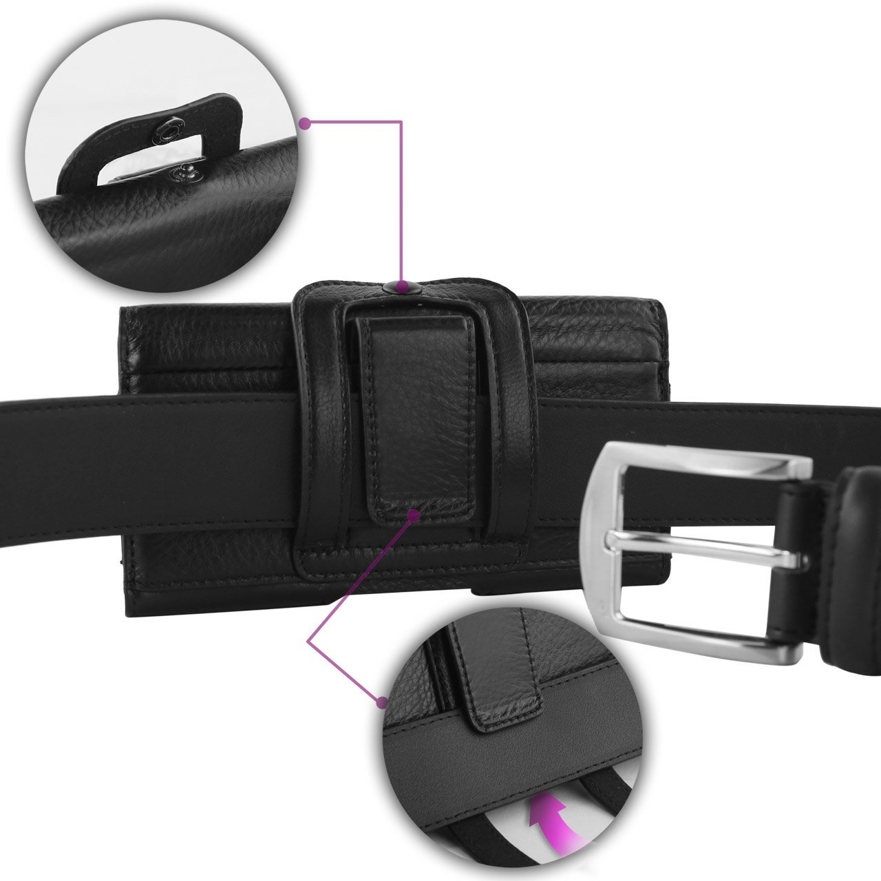 کیف کمری موبایل