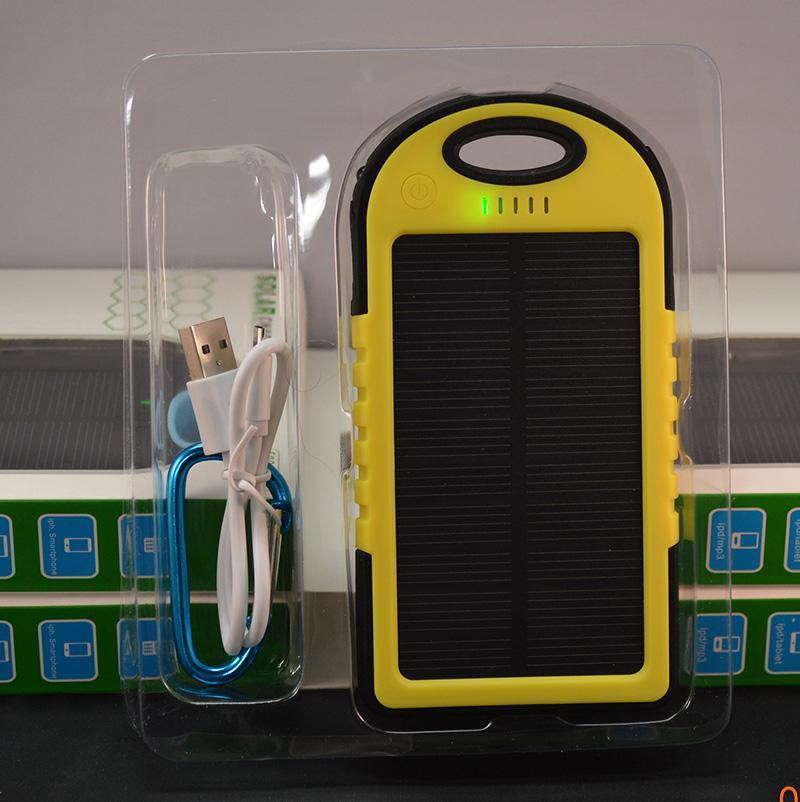 پاور بانک خورشیدی