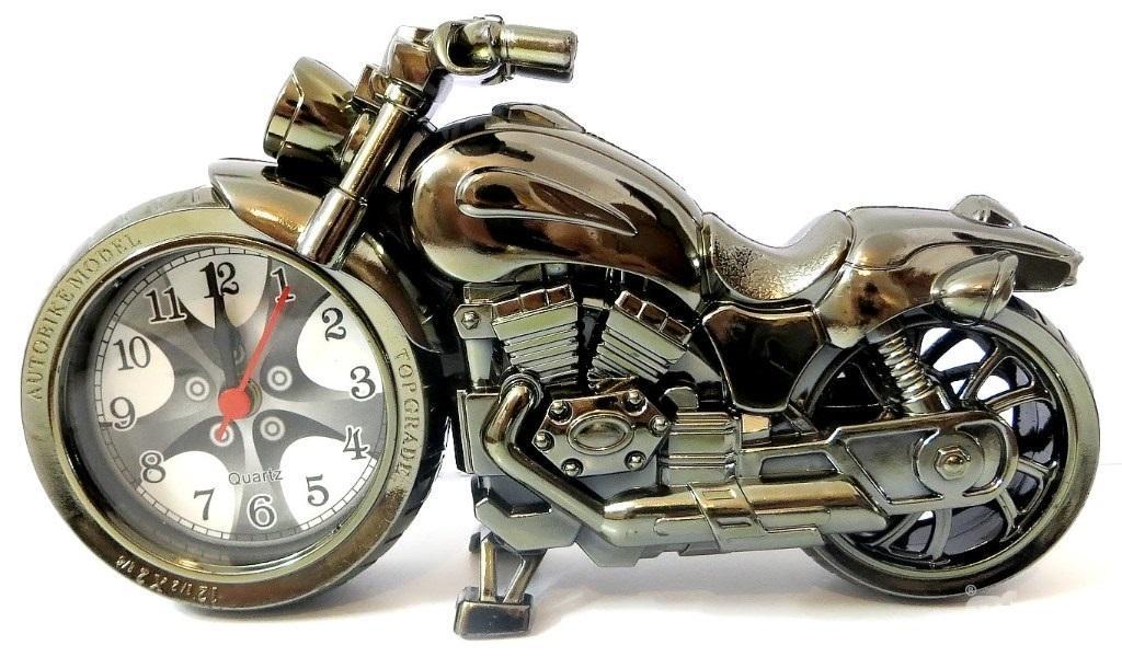 ساعت رومیزی طرح موتور