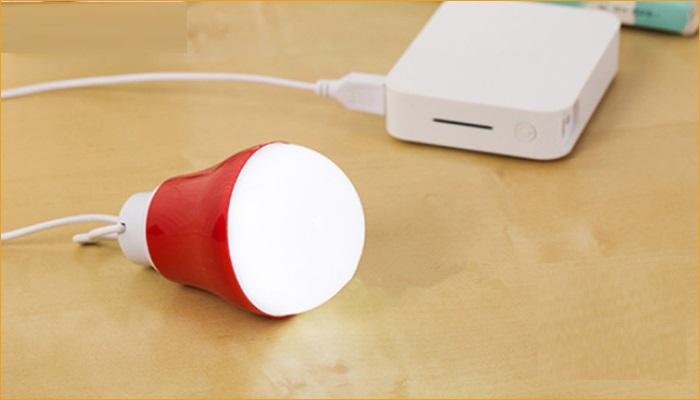 لامپ آویز USB