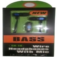 هندزفری bass مدل sk 16