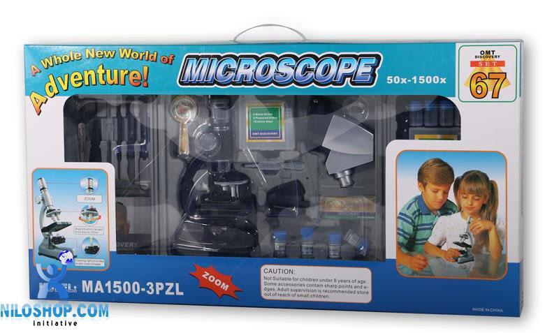 میکروسکوپ دانش آموزی 1500پرژکتور دار
