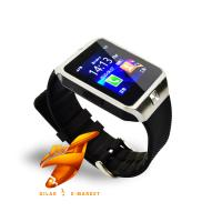 Smart Watch و گوشی موبایل ساعتی طرح سامسونگ مدلDZ09