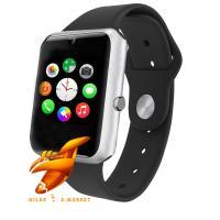 Smart Watch و گوشی موبایل ساعتی طرح iWatch اپل مدلGT08