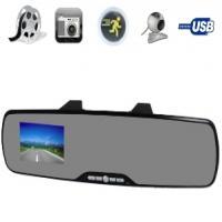آینه دوربیندار (آینه شیشه جلوی ماشین مجهز به دوربین و ضبط صدا)